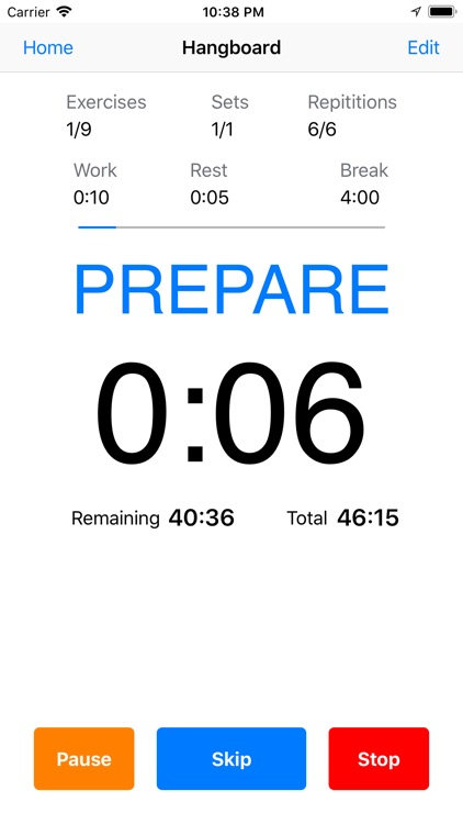 Rock Prodigy Timer screenshot-2