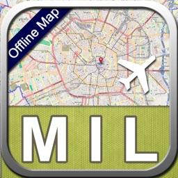 Milano Offline Map Pro