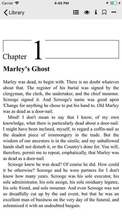 StreetLib Read screenshot 2