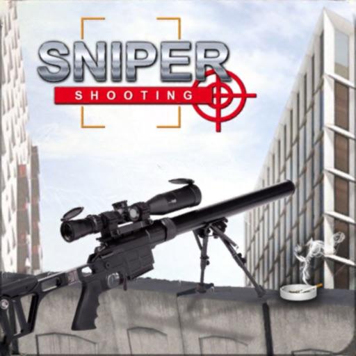 Sniper Warrior FPS 3D shooting