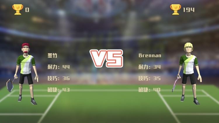 Badminton Mania screenshot-3