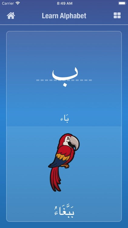 Arabic Alphabet screenshot-3