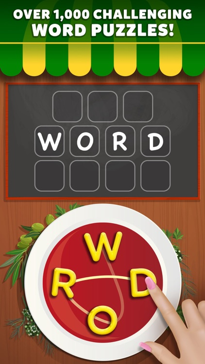 Letter Soup - Word Game