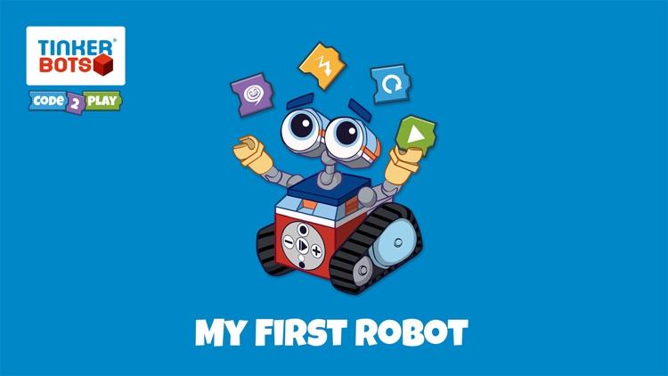 My First Robot App