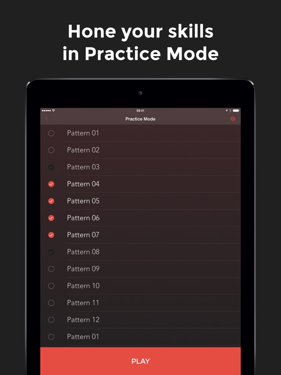 Steve Reich's Clapping Music-ipad-3