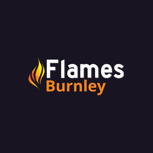 Flames Burnley