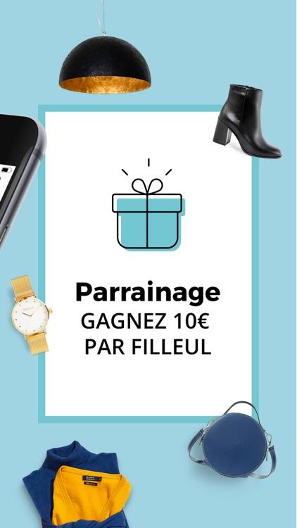 BazarChic, ventes privées mode screenshot-5