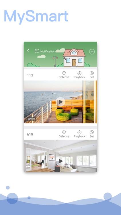 My Smart Homes screenshot-3