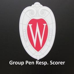 Group Pen Respiratory Scorer