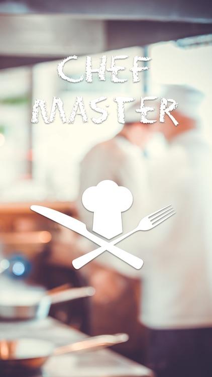 Chef Master-Cooking Challenge