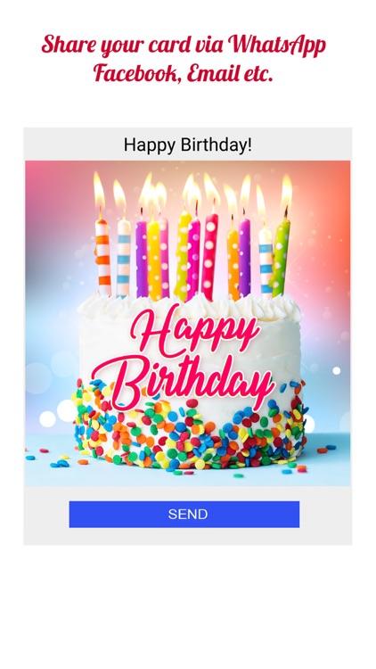 Birthday Cards App By Vladimir Vishnyakov