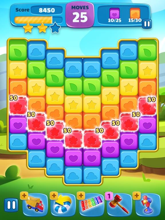 Cube Rush Adventure screenshot 9