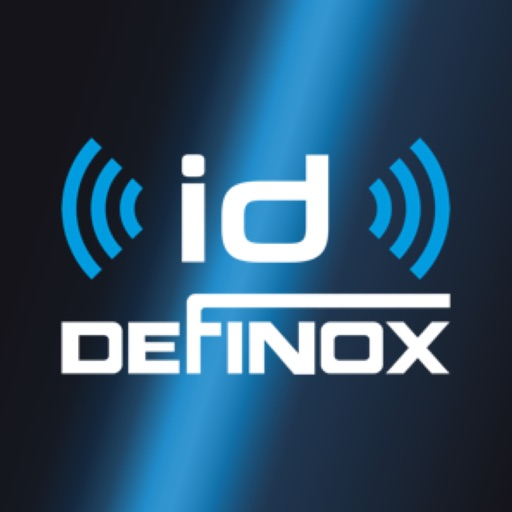 ID DEFINOX free software for iPhone and iPad
