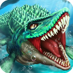 Dino Water World-Dinosaur game