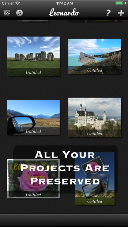 Leonardo - Photo Layer Editor screenshot-4