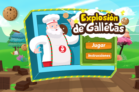 Explosión de Galletas - náhled