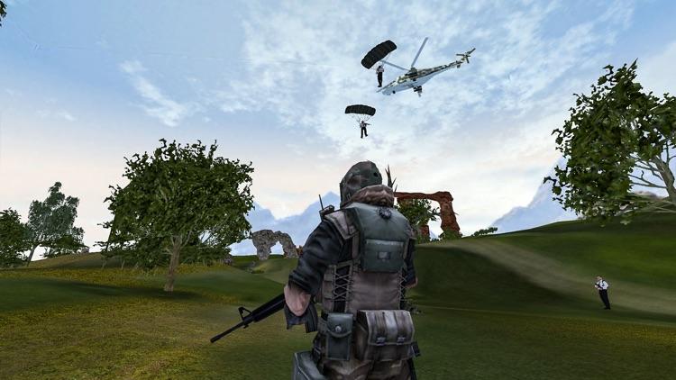 Mountain SniperRougeHero screenshot-4