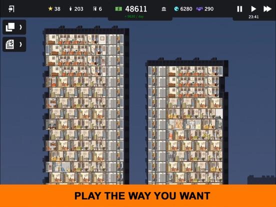 Скачать игру Project Highrise