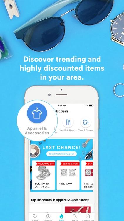 Flipp - Weekly Shopping screenshot-4
