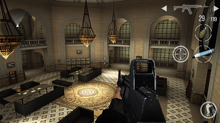Modern Strike Online: FPS Guns screenshot-3