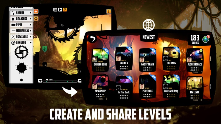 BADLAND screenshot-3