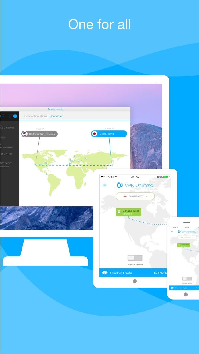 VPN Unlimited | Best VPN Proxy Screenshot