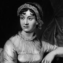 Jane Austen's novels - sync transcript, audio