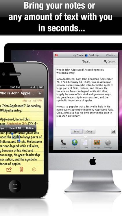 myPhoneDesktop screenshot-3