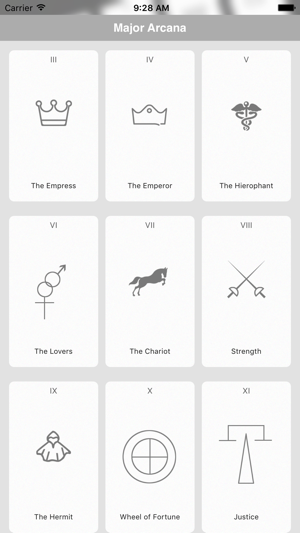 Tarot Cards Reading on the App Store