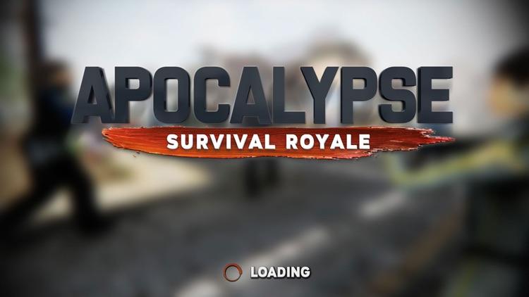 Apocalypse Survival Royale screenshot-3