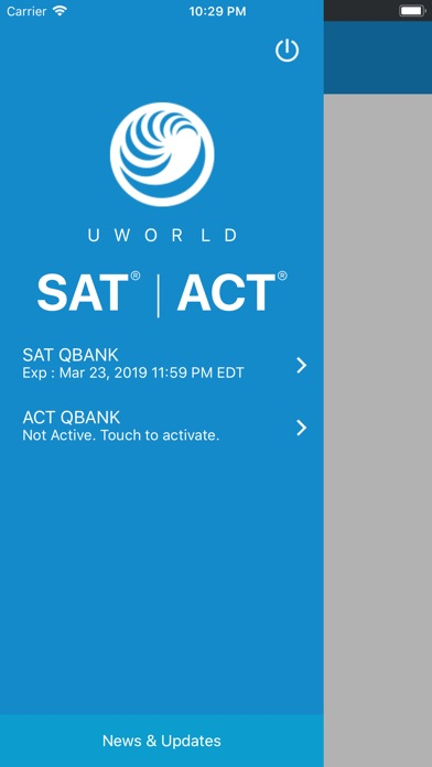 UWorld SAT & ACT