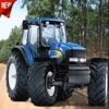 Tractor Hill Climbing 2D