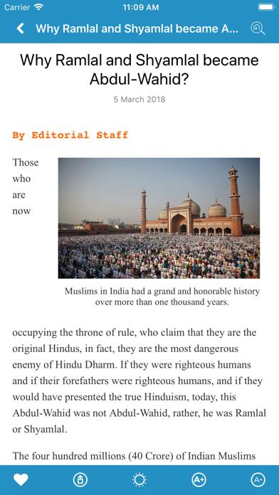 Islam & Hinduism screenshot two