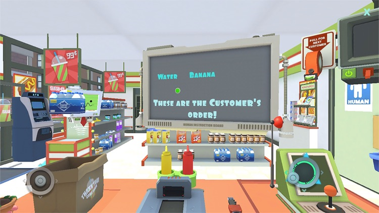 JOB SIMULATOR PE