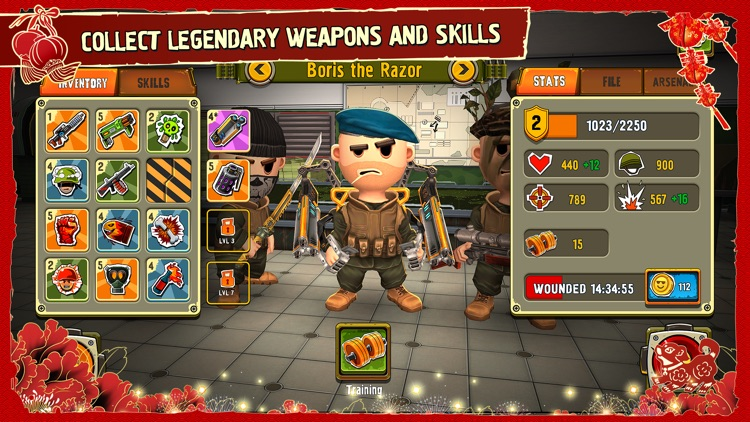 Pocket Troops screenshot-1