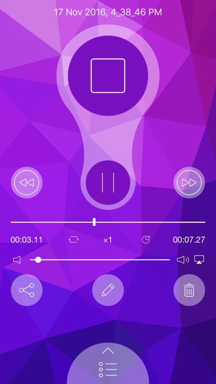 Voice Recorder PRO - Memos screenshot-3