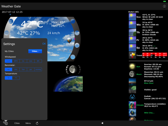 Weather Gate screenshot 7