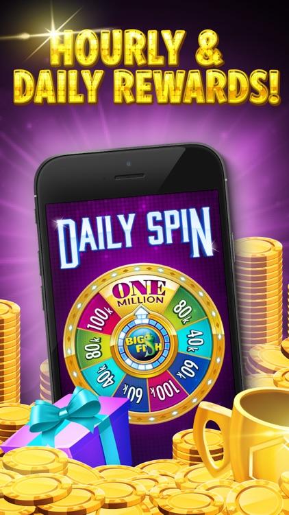 Big Fish Casino: Slots & Games screenshot-5
