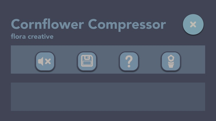 Cornflower Compressor screenshot-3