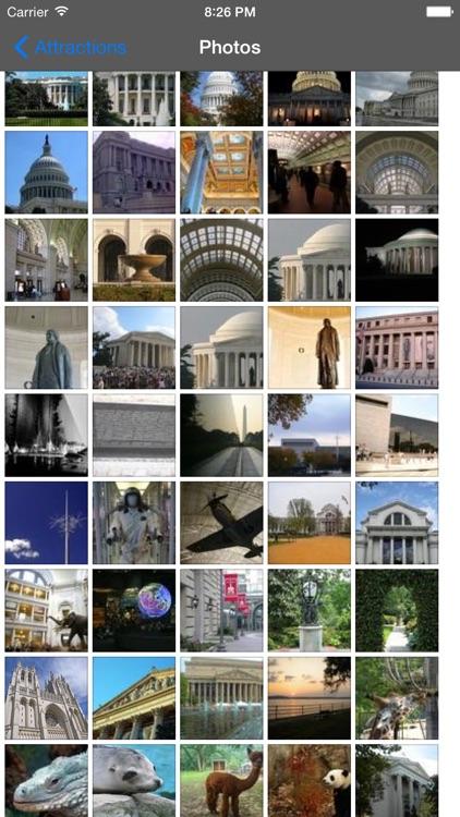 Washington DC Offline Guide