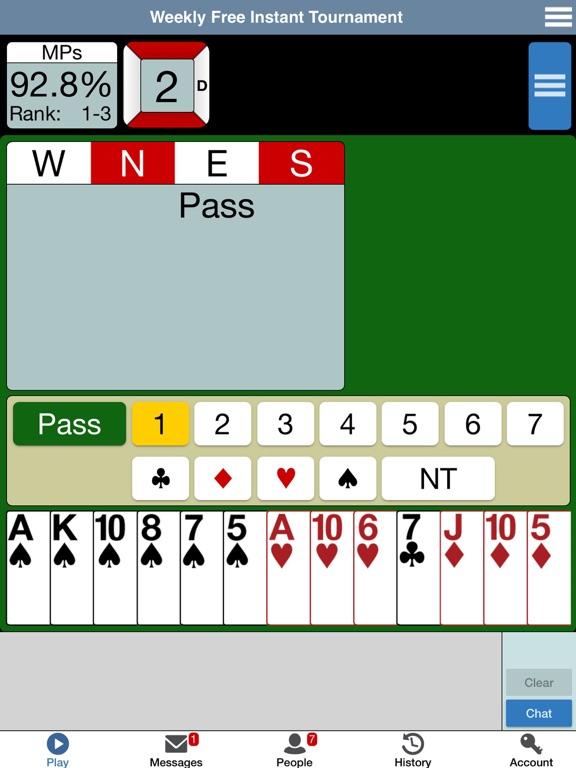 Bridge Base Online - App voor iPhone, iPad en iPod touch ...