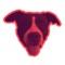 download Staffy Terrier Emoji