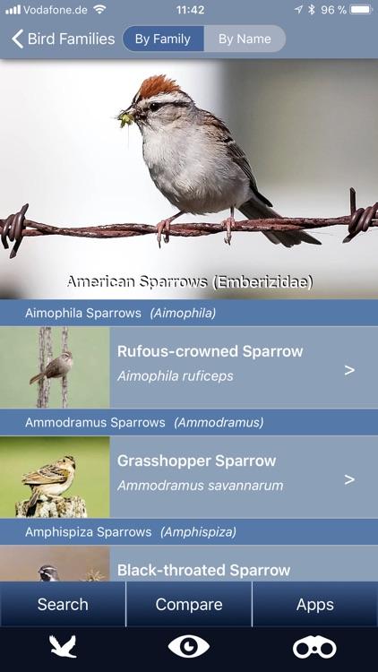 Bird Id USA backyard birds screenshot-4