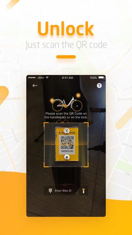 oBike - Bike Sharing screenshot-3