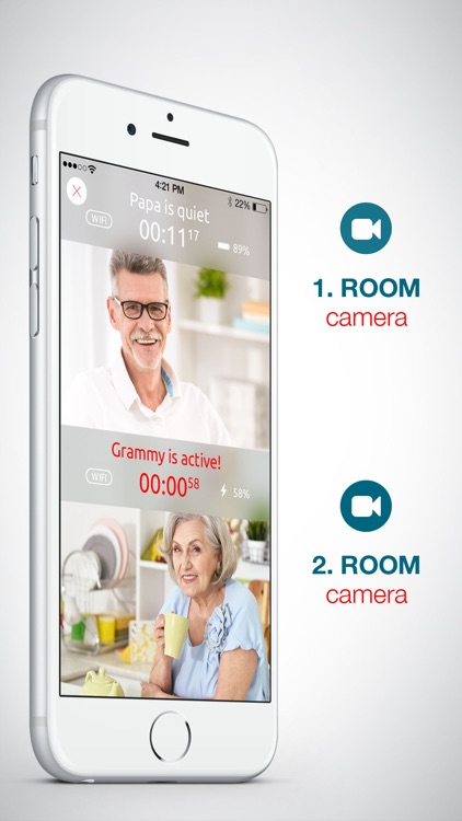 Senior Monitor with Elder Care screenshot-3