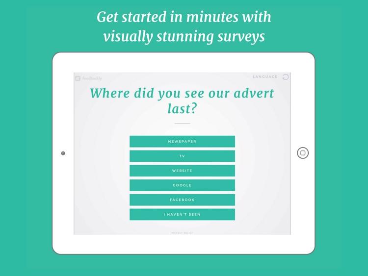 Feedbackly Customer Survey