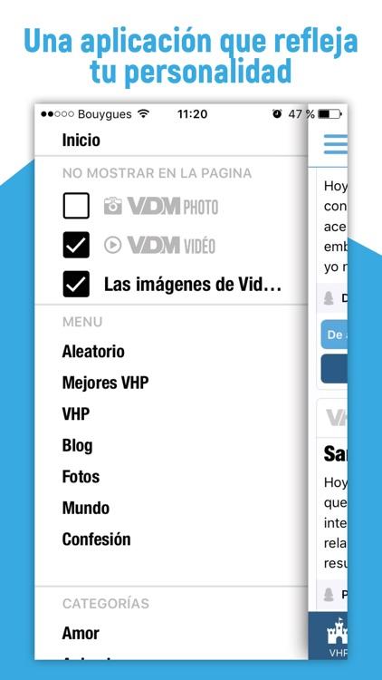 VHP screenshot-3
