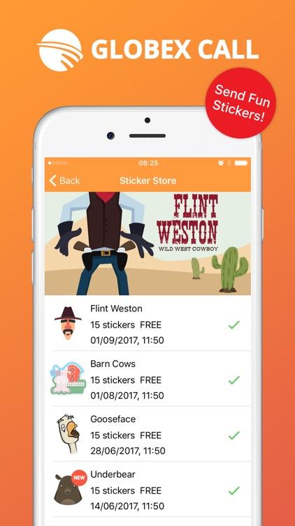 Globex Call screenshot-3