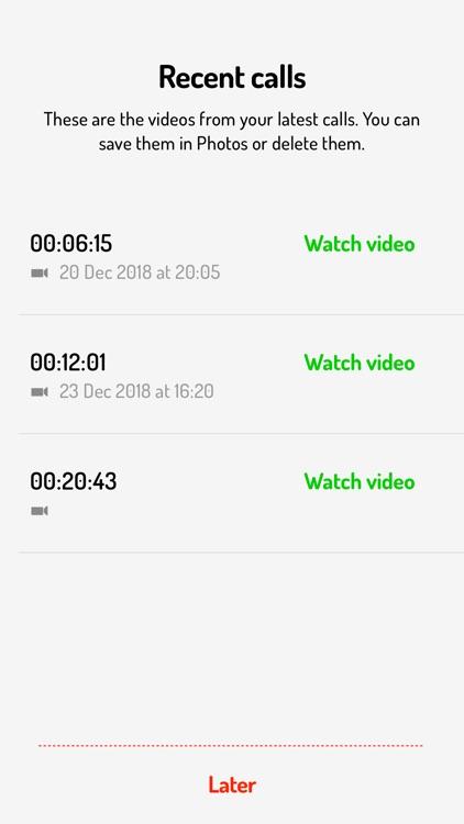 Xmas Time - Call Santa Claus screenshot-4