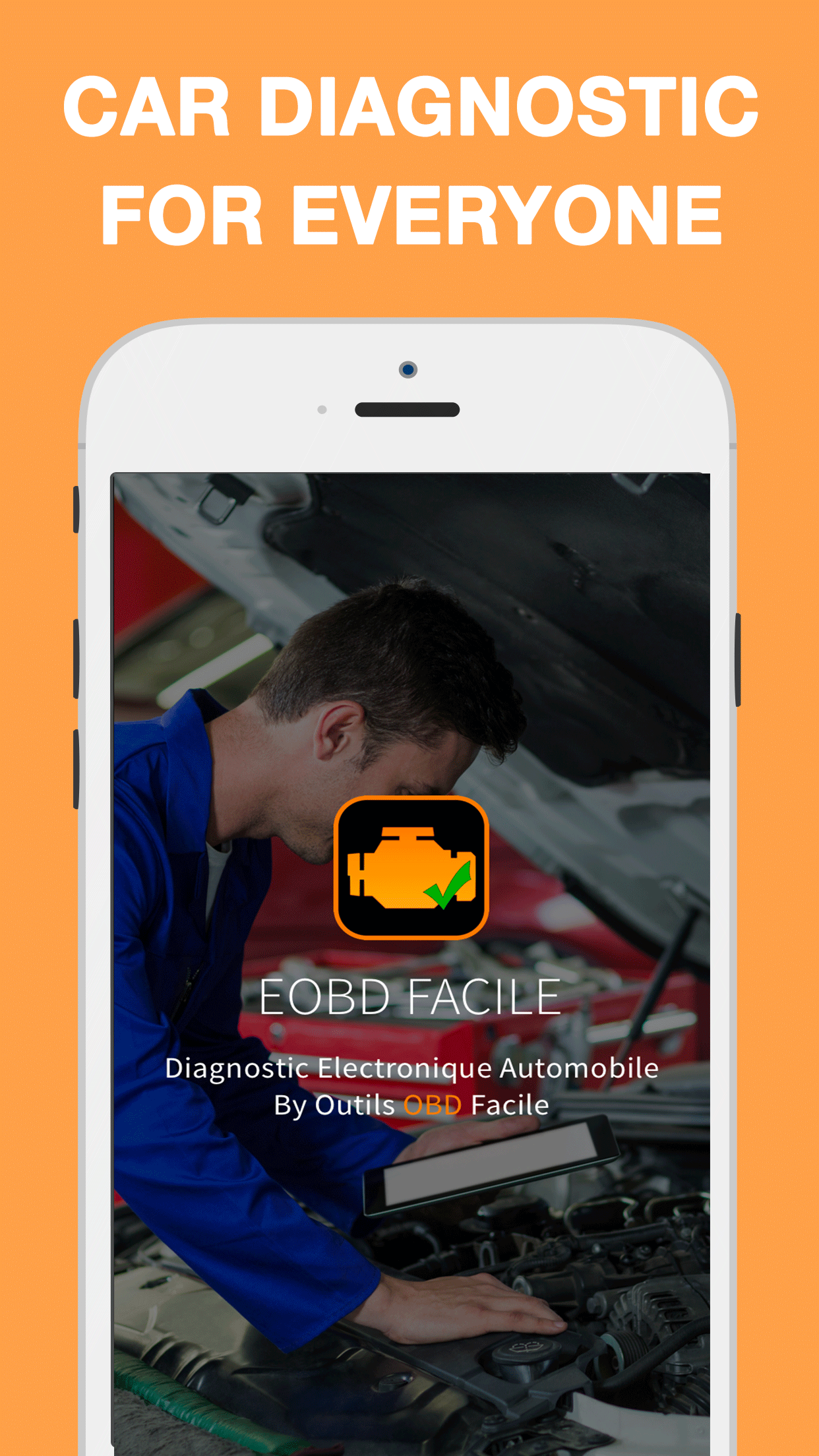 EOBD Facile - Car Diagnostic Screenshot